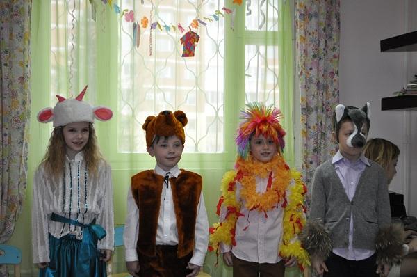 детский сад САМИ С УСАМИ