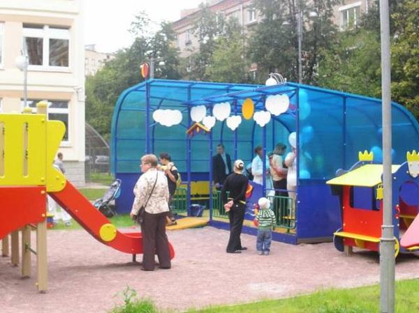 детский сад ВИННИ-ПУХ