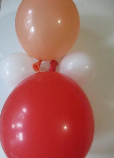 игрушки из воздушных шаров