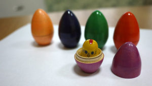 игрушки в детском саду