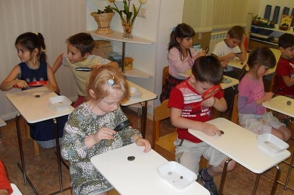 эколаборатория в детском саду