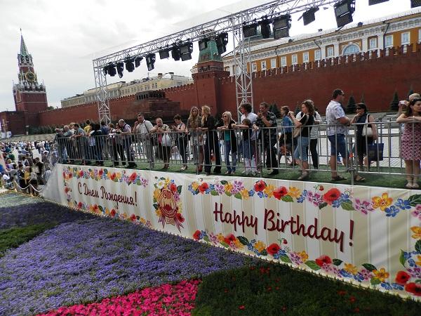фестиваль цветников