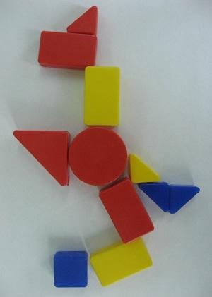 игры с блоками Дьенеша