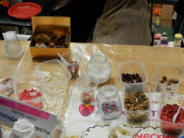 международный фестиваль сладостей