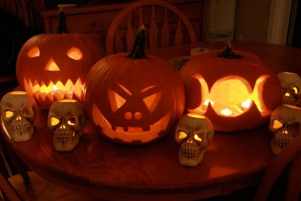 Хелоуин в детском саду