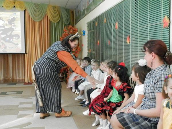 Праздник Осени в детском саду