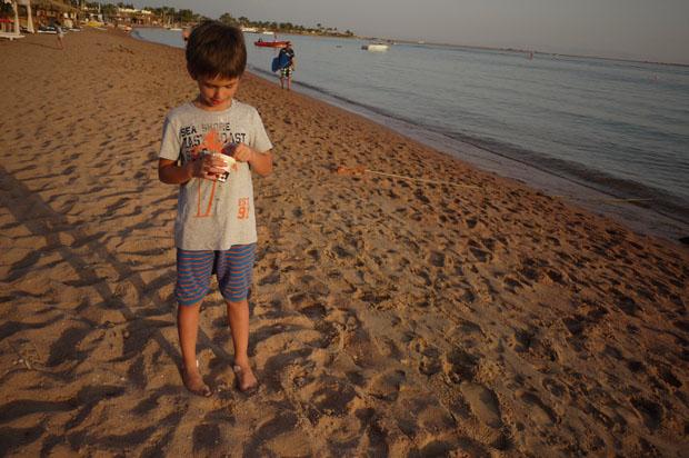 детский отдых в Египте