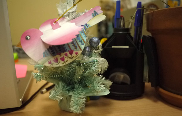 подарок воспитателю на новый год