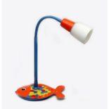 детская лампа настольная