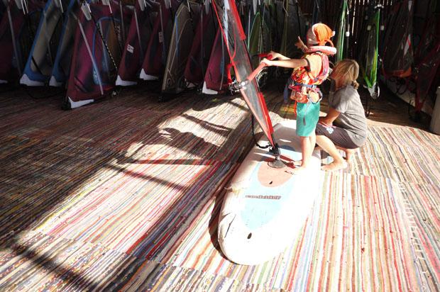 серфинг для детей