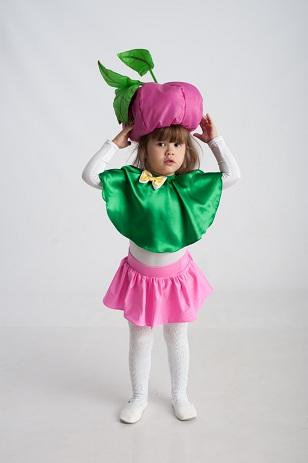 шапочки овощей