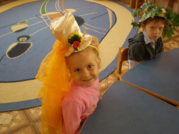 Шляпка для детского конкурса