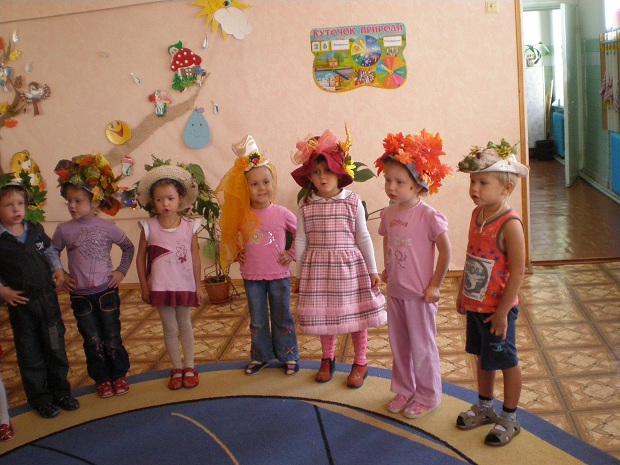 Этапы конкурсов в детском саду