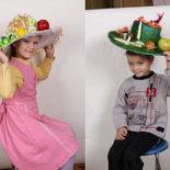 шляпы в детском саду