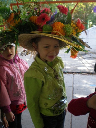 Конкурс шляп для лагеря