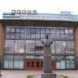 Центральная проходная завода ЗИЛ