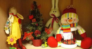 новогодние стихи в детском саду