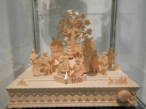 Богородская игрушка своими руками фото 270