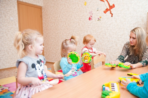 домашний детский сад СОЛНЫШКО