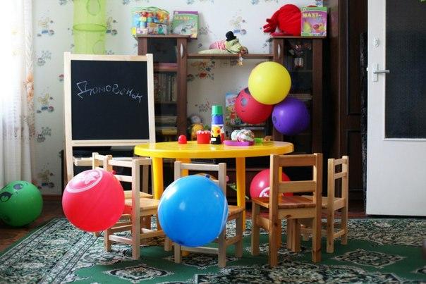домашний детский сад ДОМОВЕНОК