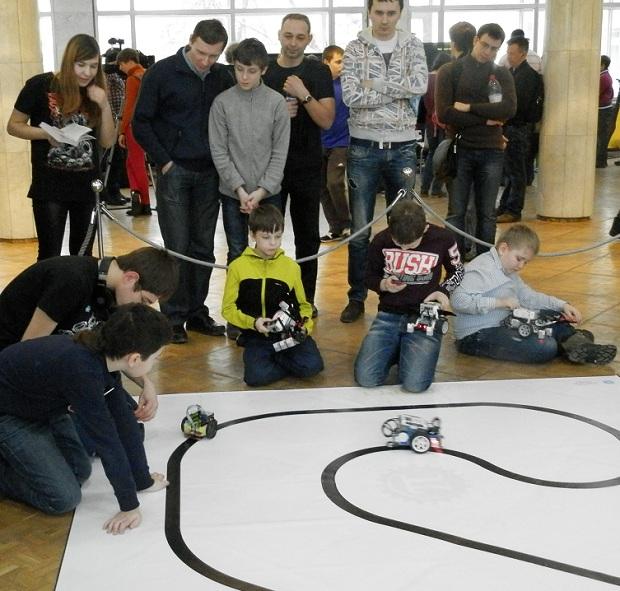 Робототехнический турнир