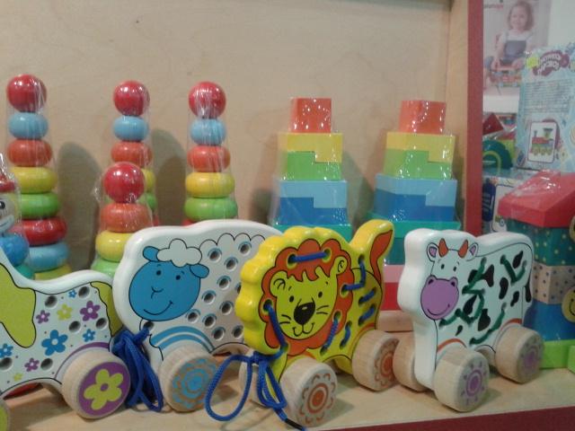 """Выставка игрушек """"Детство"""" 2014"""