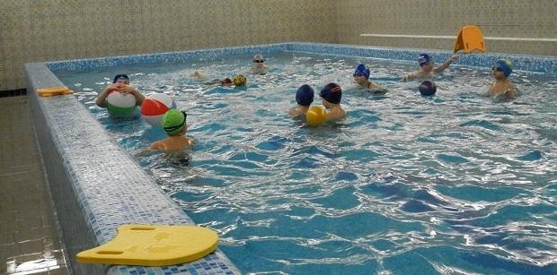 бассейн детского сада