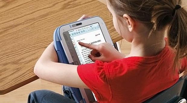 компьютер в детском саду