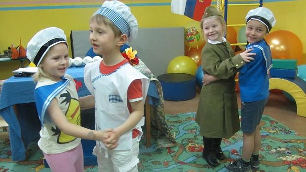 День победы праздники в детском саду