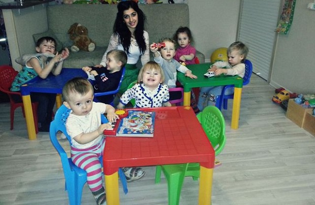 детский сад Малютка