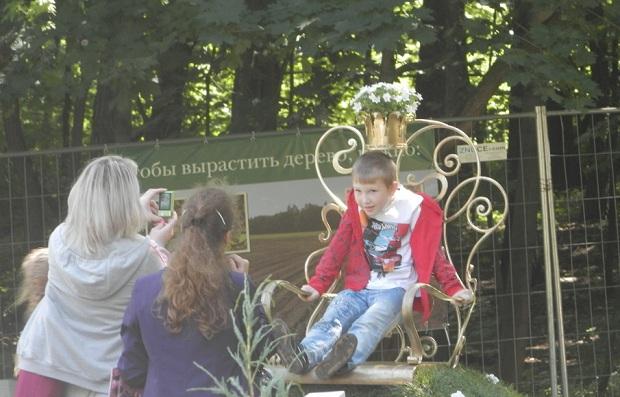 фестиваль Сады и люди
