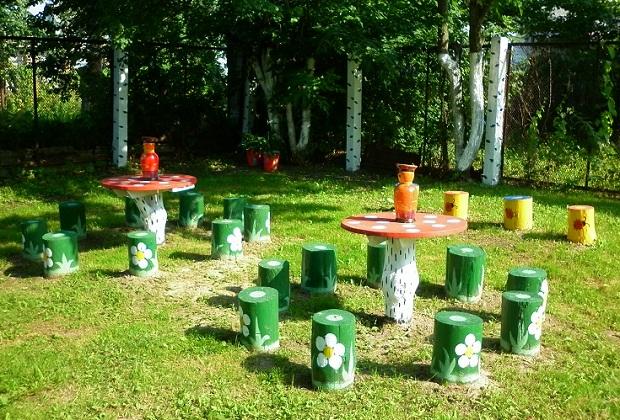 Постройки для участка детского сада своими руками 13