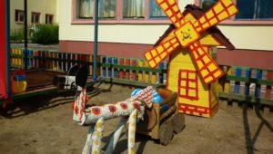 Фото игровых участков детского сада