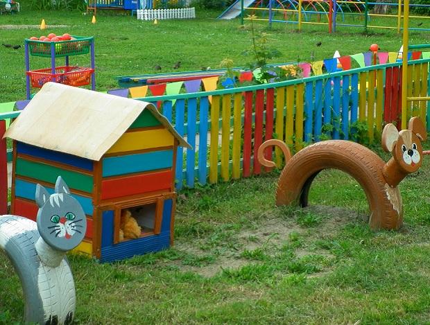 Игровые поделки для детского сада