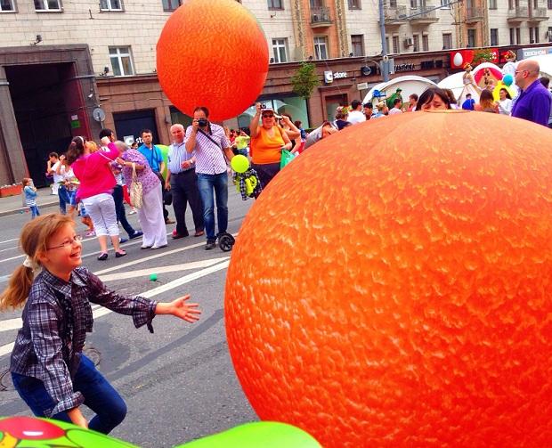 фруктовый карнавал