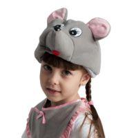 шапочка мышка