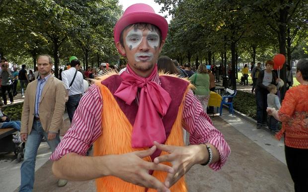 День Города на Цветном бульваре