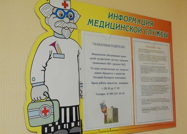 функциональные обязанности медсестры в детском саду