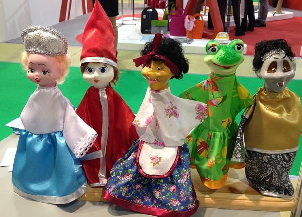 выставка Мир детства