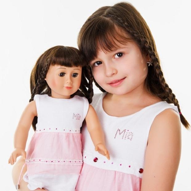 кукла миа