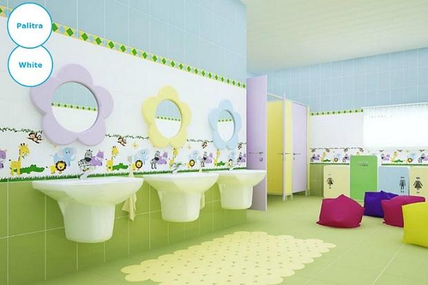 плитка для детского сада