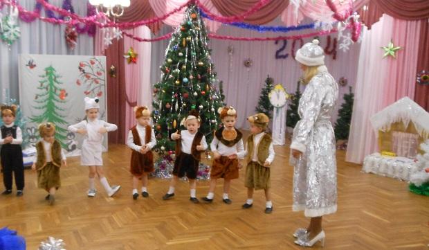 Сценарий новогоднего утренника в детском саду Умка, Новый год - 2019 рекомендации