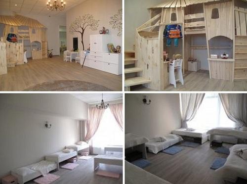частный детский сад ТАЛАНТВИЛЛЬ