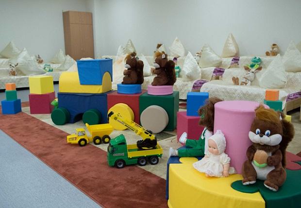 Детский сад уже сможет 1 февраля