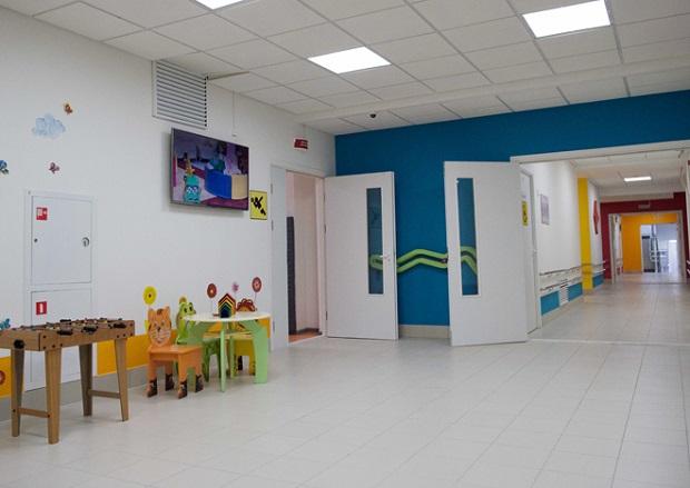Суперсовременный детский сад