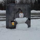 Битва снеговиков
