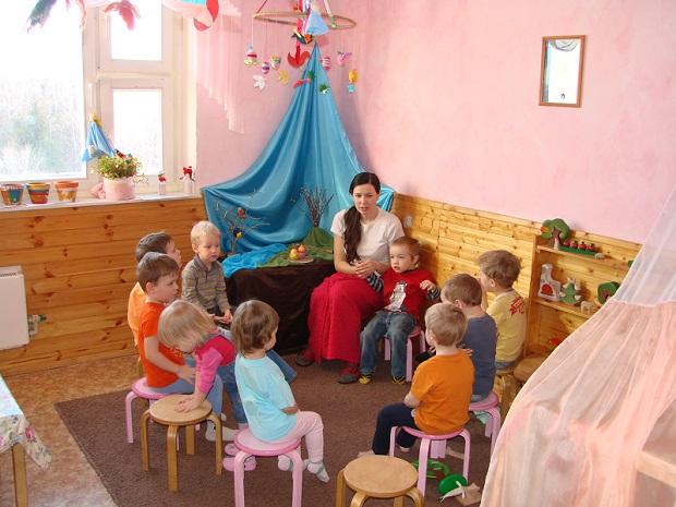 Пасха в детском саду