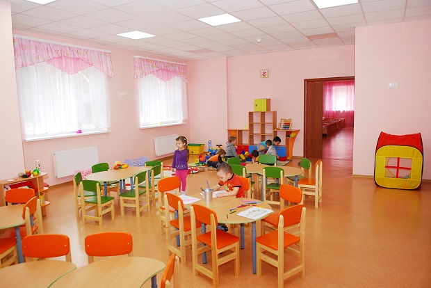 детский сад Маленькая страна