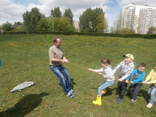 детский сад кораблик