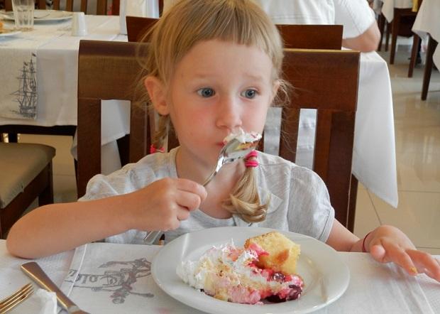 беседа для родителей о вкусной и здоровой пище